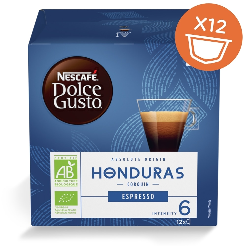 Honduras Single pack (12capsules)
